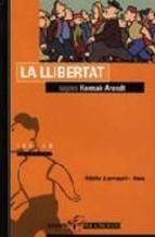 la-llibertat-segons-hannah-arendt-9788481313536