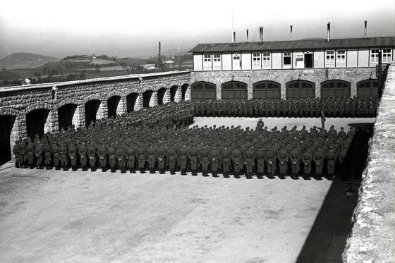 Mauthausen: El món dels SS